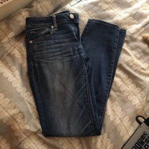 Skinny/Straight American Eagle Jeans